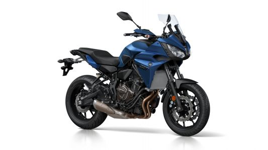 2018 Tracer 700